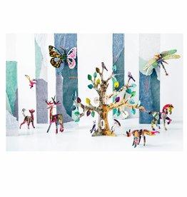 Kidsonroof Totem Tree
