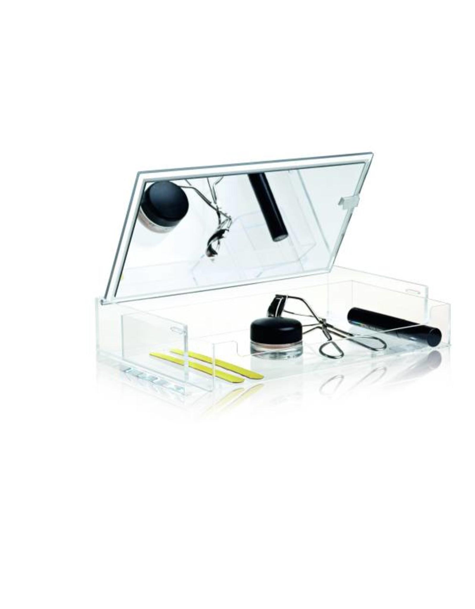 Nomess Copenhagen Clear Mirror Box