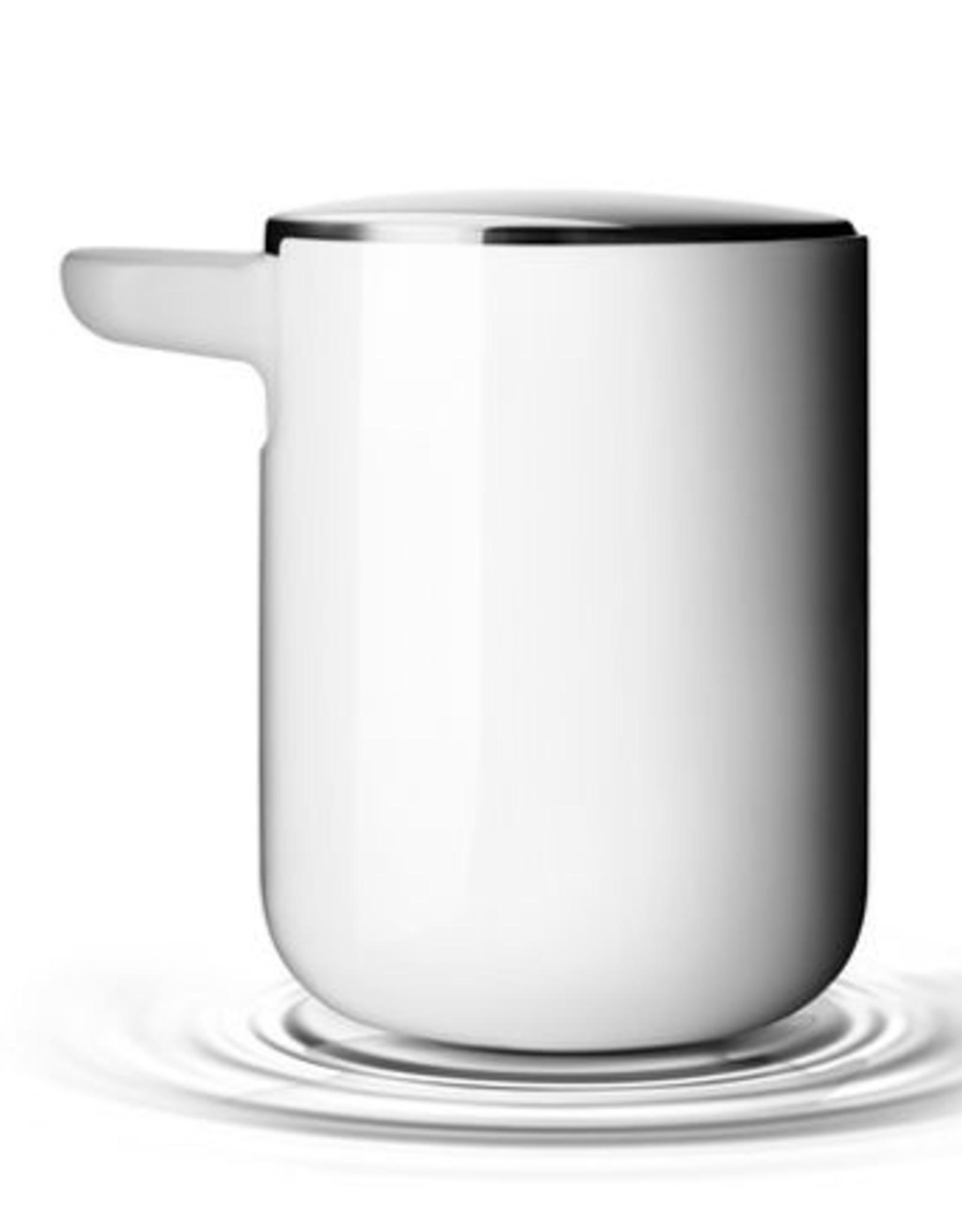 Menu Soap dispenser blanche