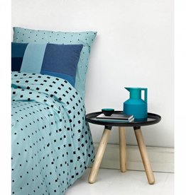 Normann Copenhagen Cube Bed Linen Blue