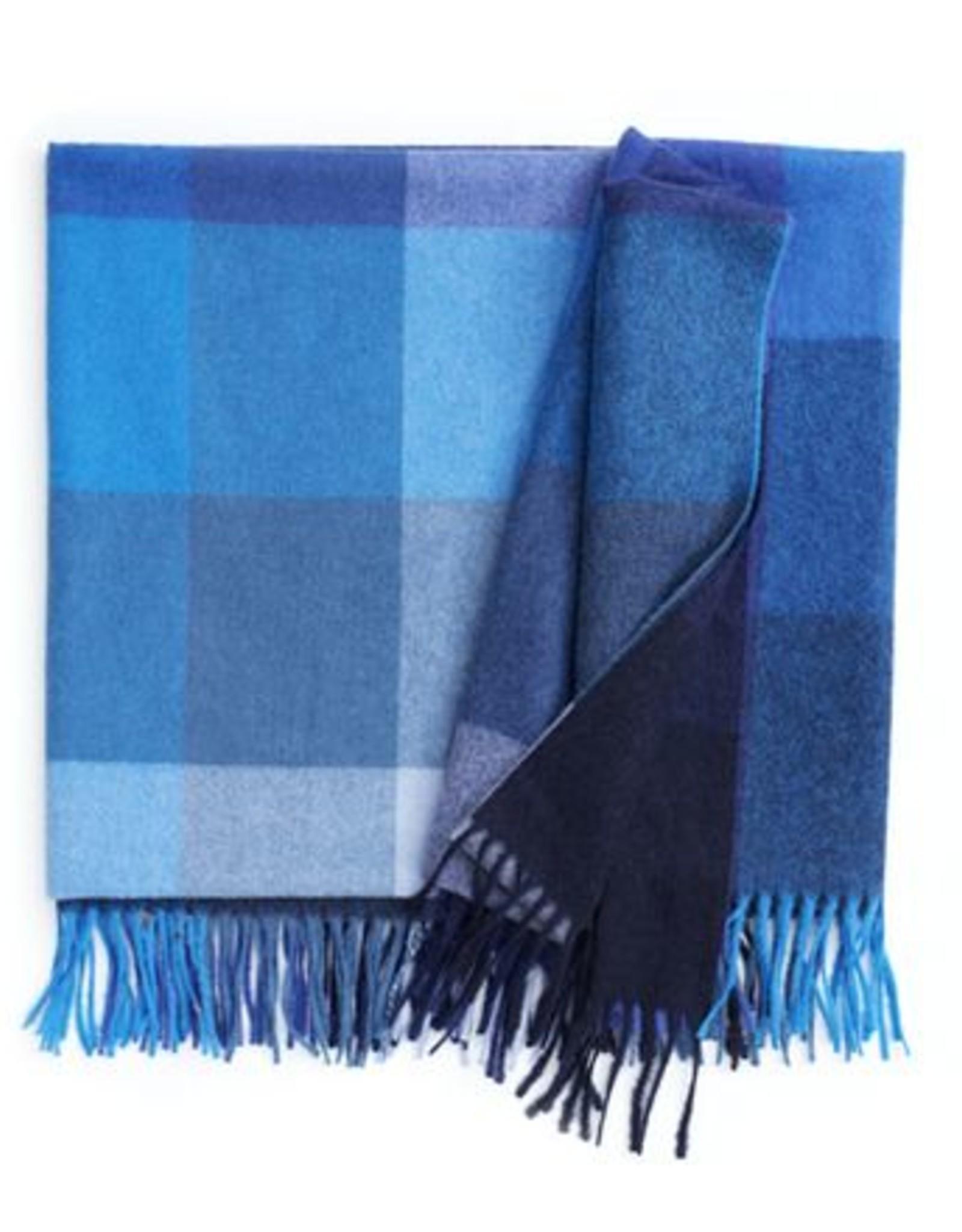 Elvang Inca Plaid Blue