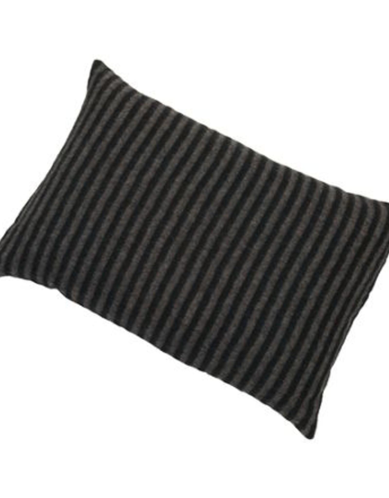 Elvang Underscore Beige cushion