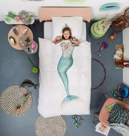 Snurk Mermaid Quilt Bedding