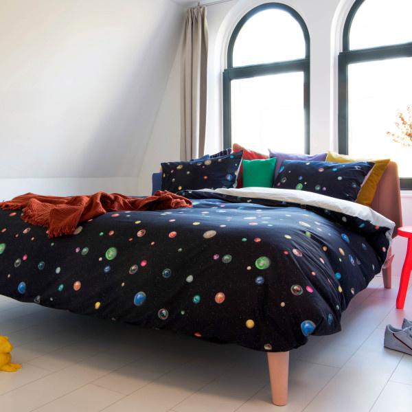 Snurk MarbleBlast Universe Bedding