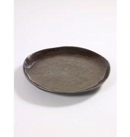 Serax Grey Plate Medium
