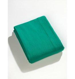 tablecloth emerald