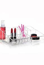 Nomess Copenhagen Clear Make-up organizer XL