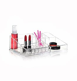 Nomess Copenhagen Clear Make-up organizer XL
