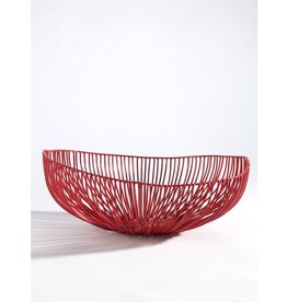 Serax Deep red bowl