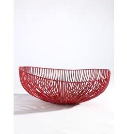 Serax Deep red bowl