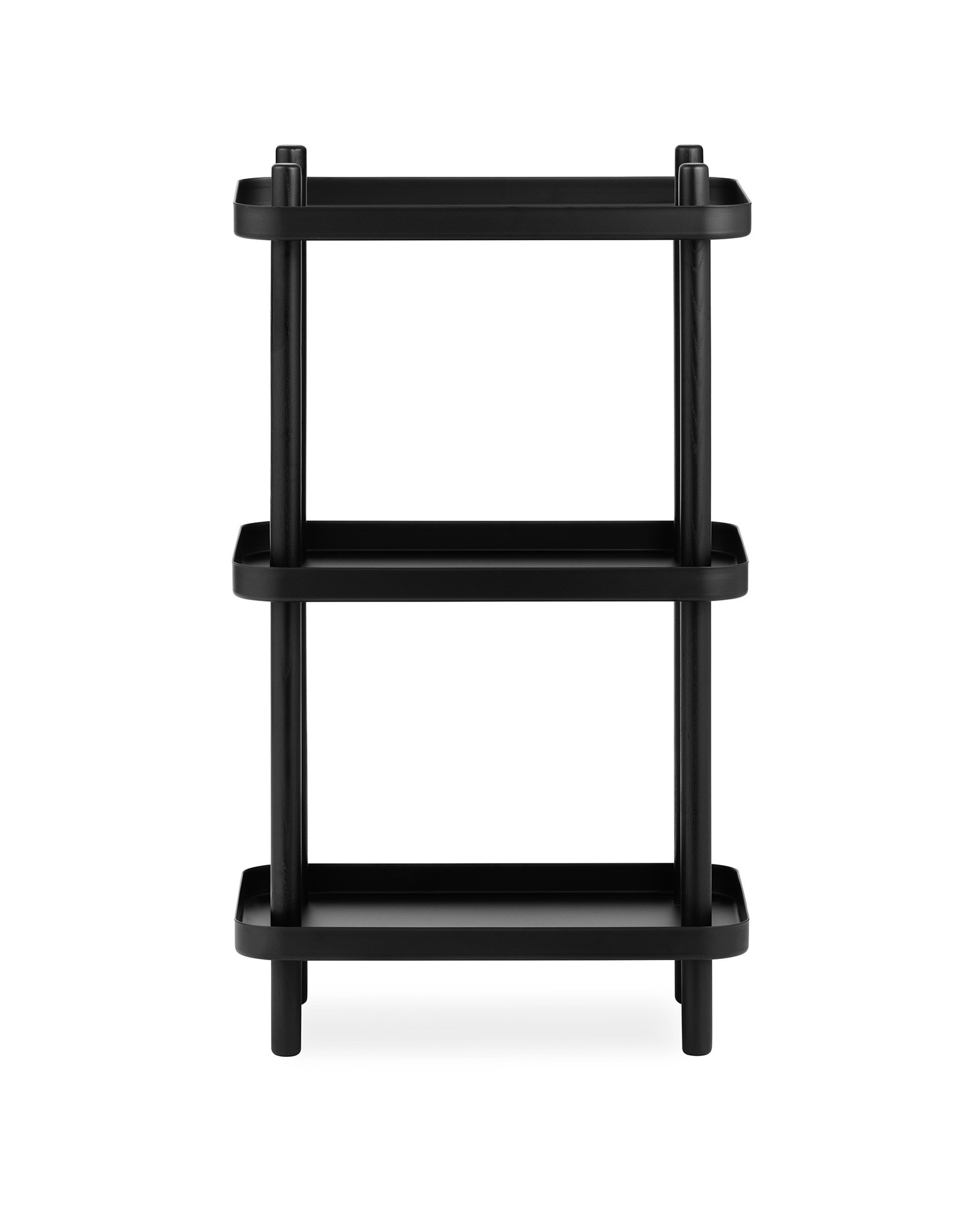 Normann Copenhagen Block Shelf Black