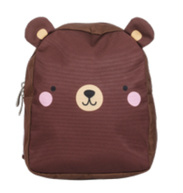 A Little Lovely Company Little backpack bear