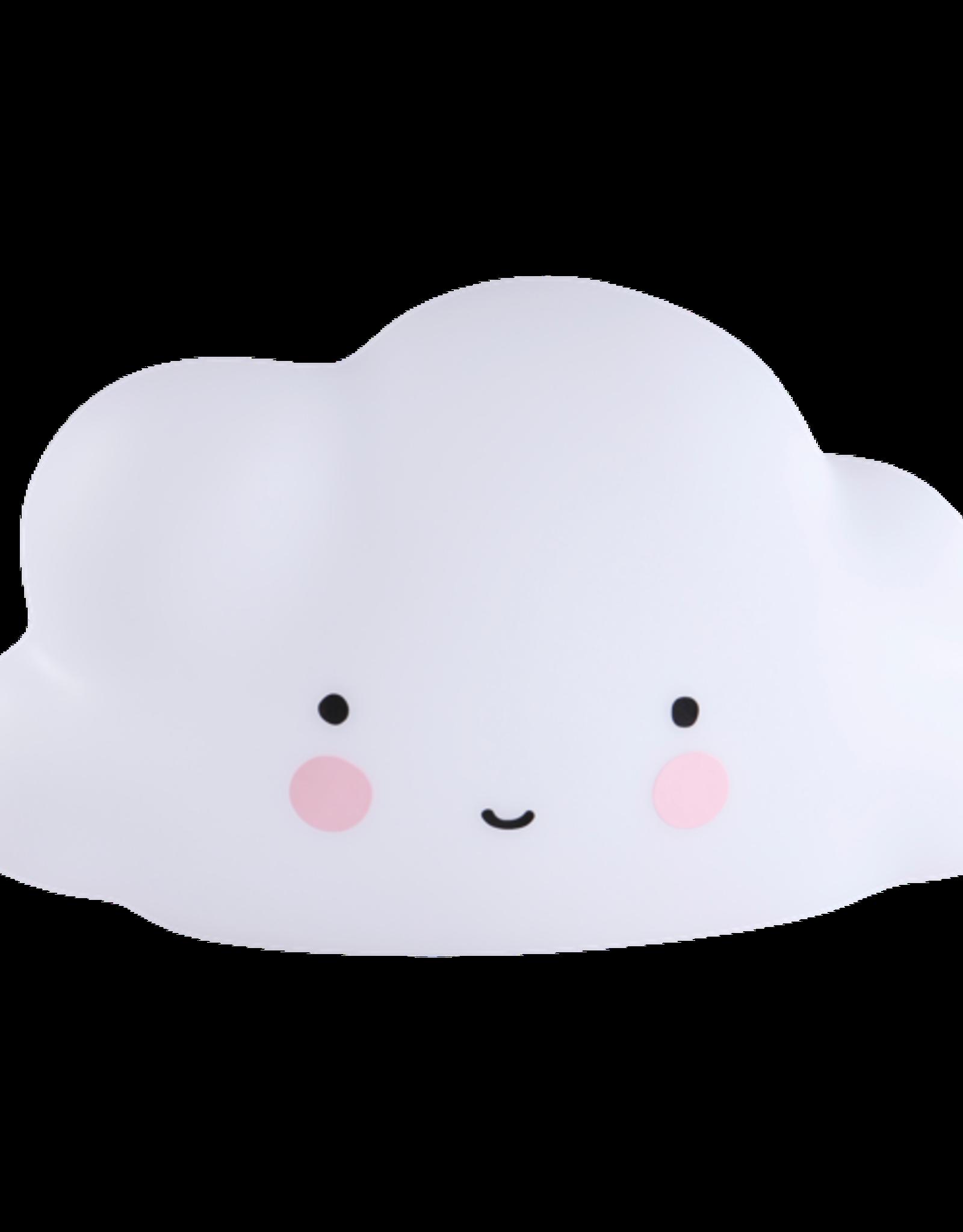 A Little Lovely Company Lampe petit nuage