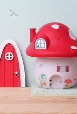 A Little Lovely Company Night light mushroom house