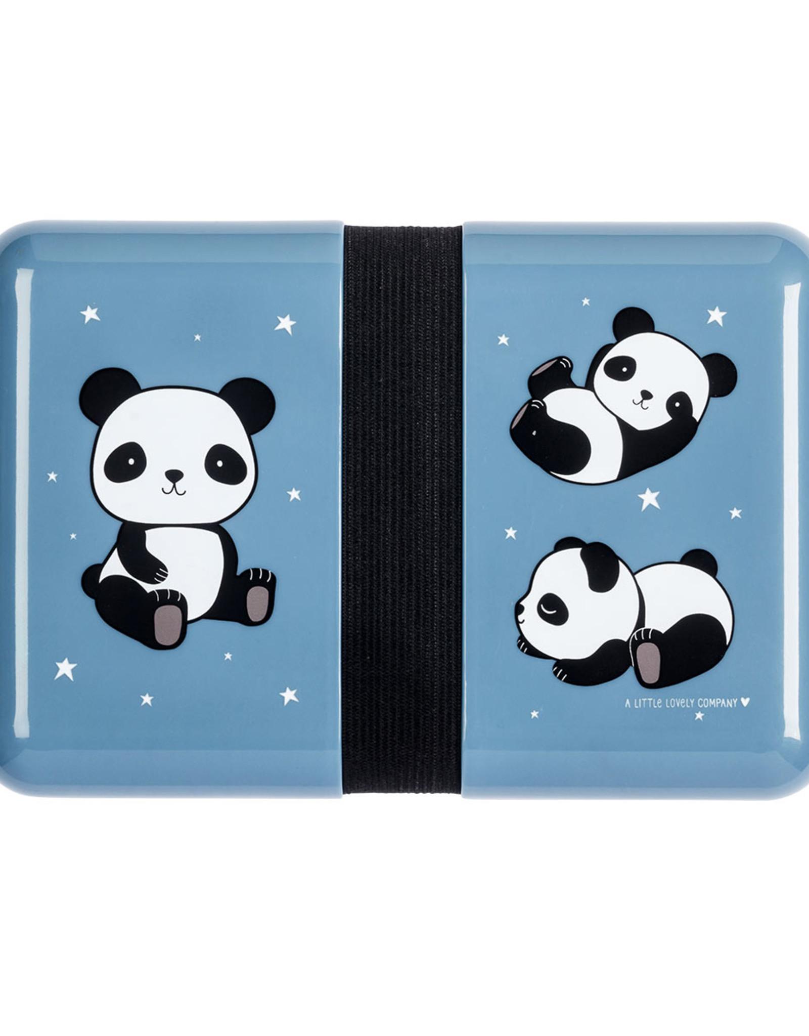 A Little Lovely Company Panda brooddoos