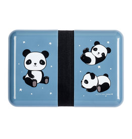 A Little Lovely Company Panda lunchbox