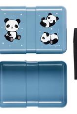 A Little Lovely Company Panda boîte à tartines