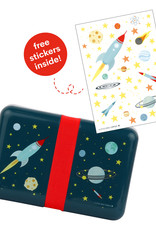 A Little Lovely Company Space lunch box