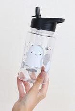 A Little Lovely Company Ghost drink bottle