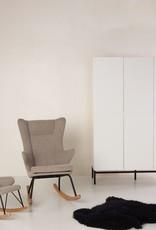 Quax Havana - Wardrobe 3+3 Doors - White