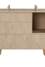 Quax Cocoon Extensie Commode - Natural Oak
