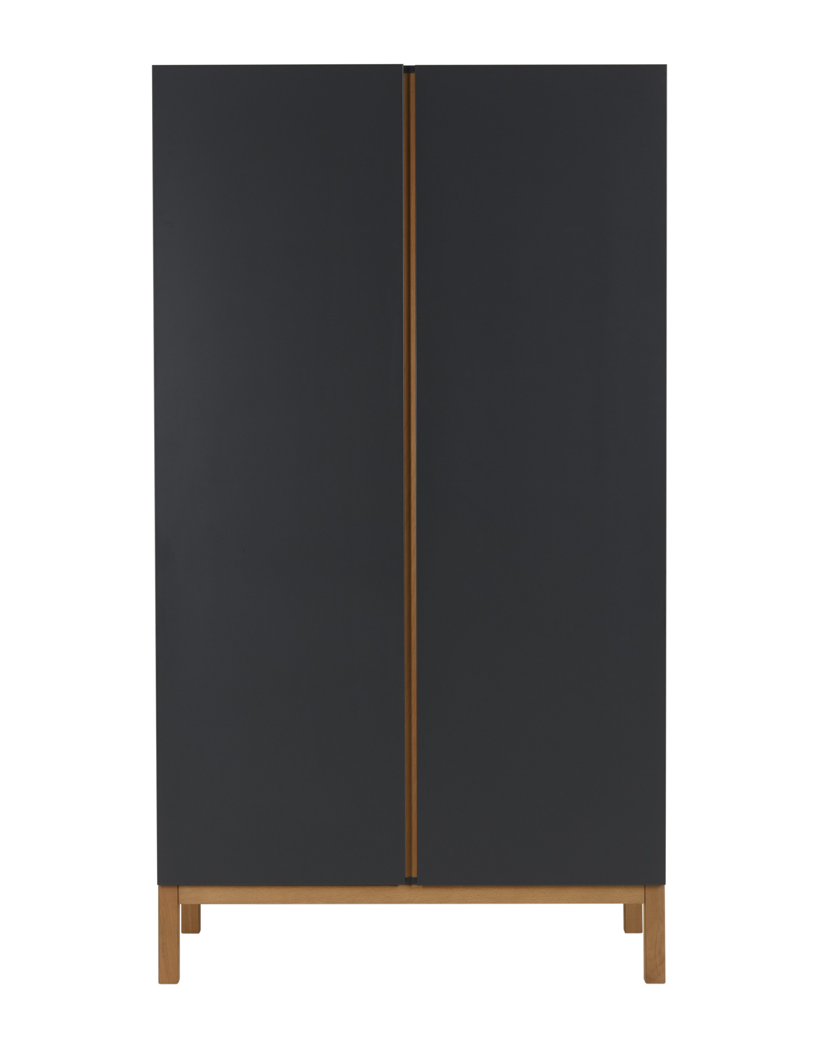 Quax Indigo Wardrobe 2 Doors - Moonshadow