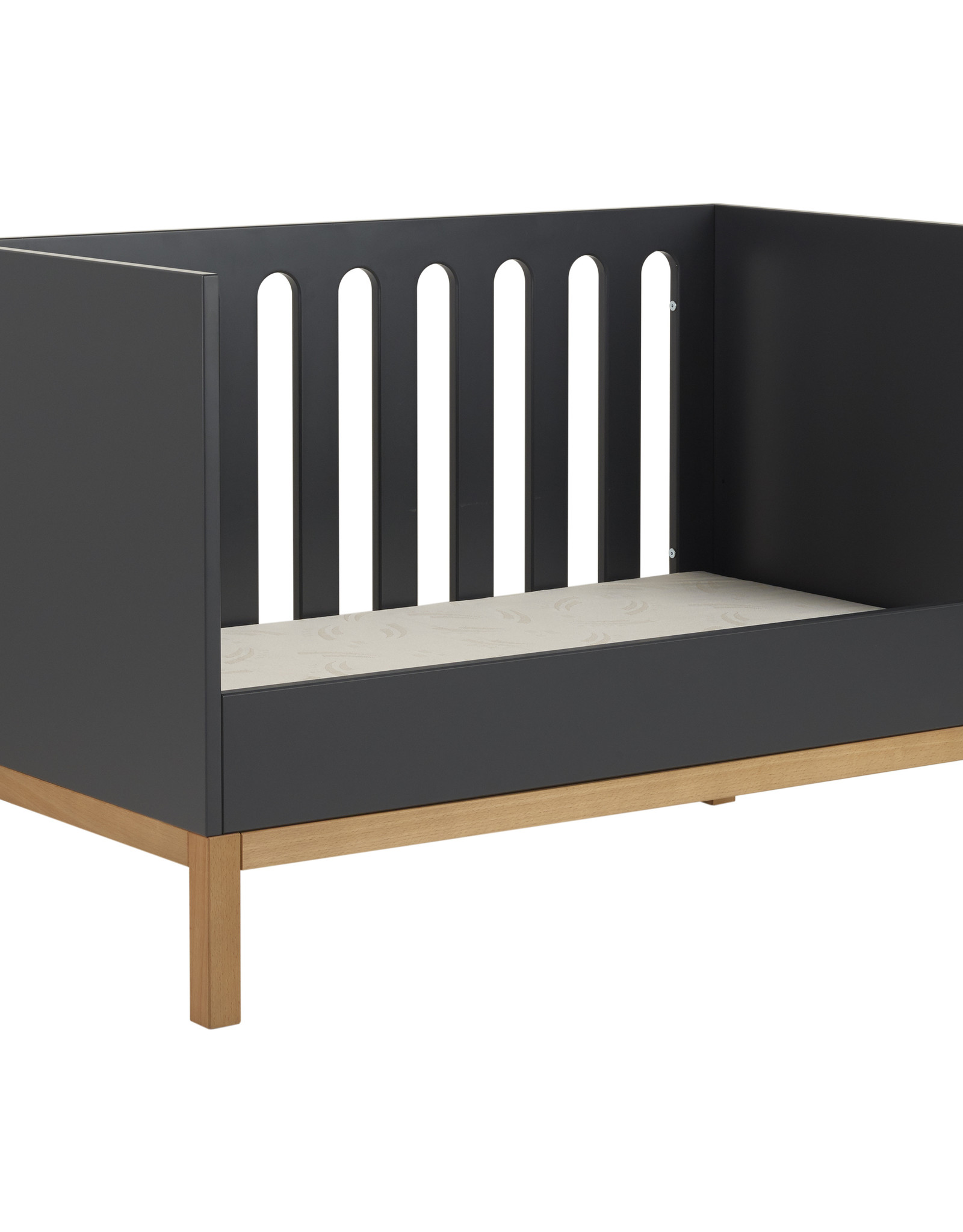 Quax Indigo bed 120 * 60 moonshadow
