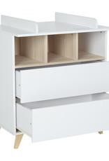 Quax Loft Extensie Commode - White