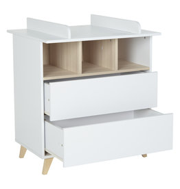 Quax Loft Extension Chest - White