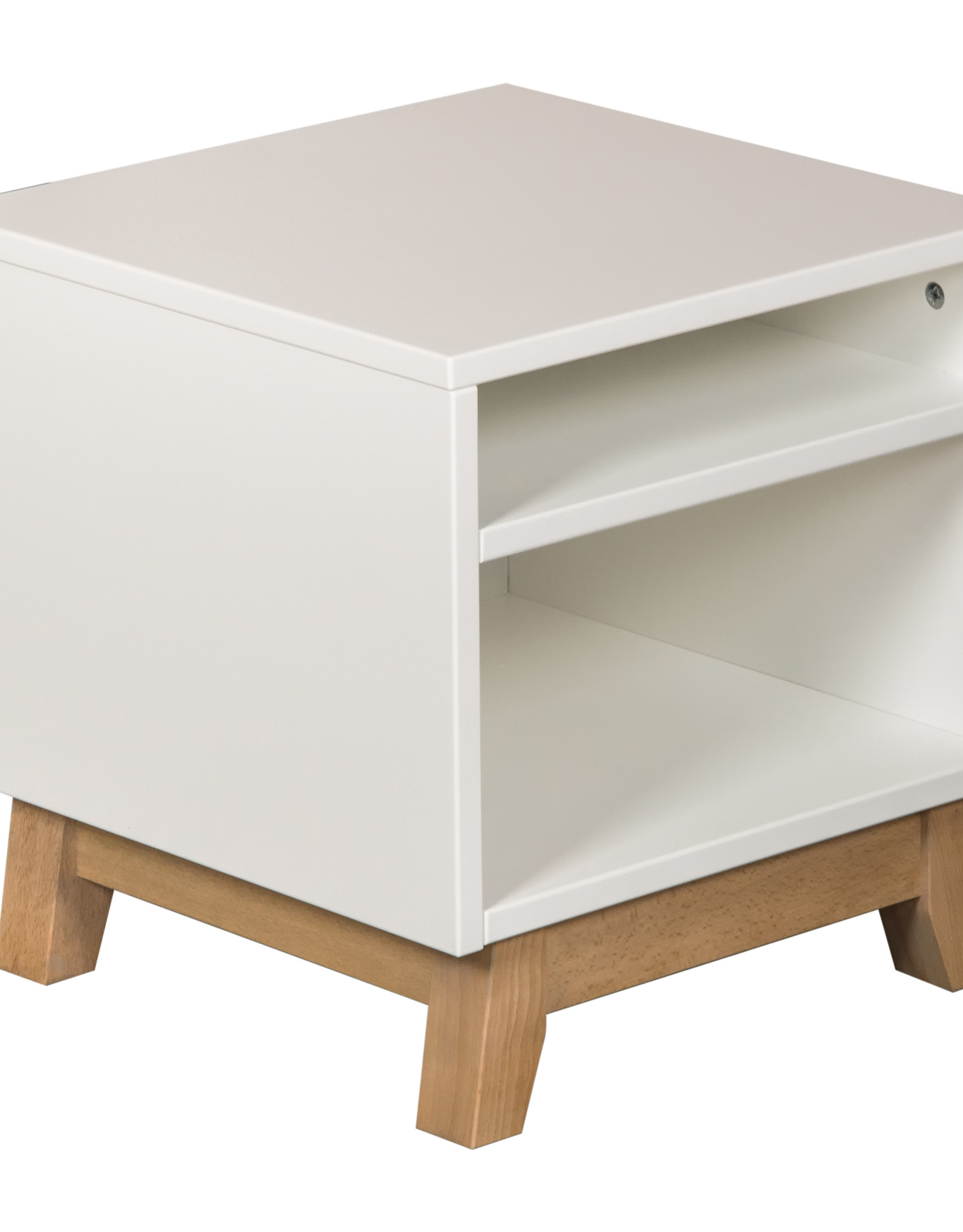 Quax Trendy bedside chest white