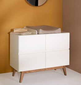 Quax Commode 4 tiroirs trendy blanc