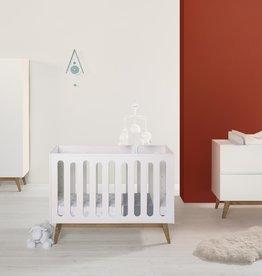 Quax Trendy lit bébé blanc  120 * 60