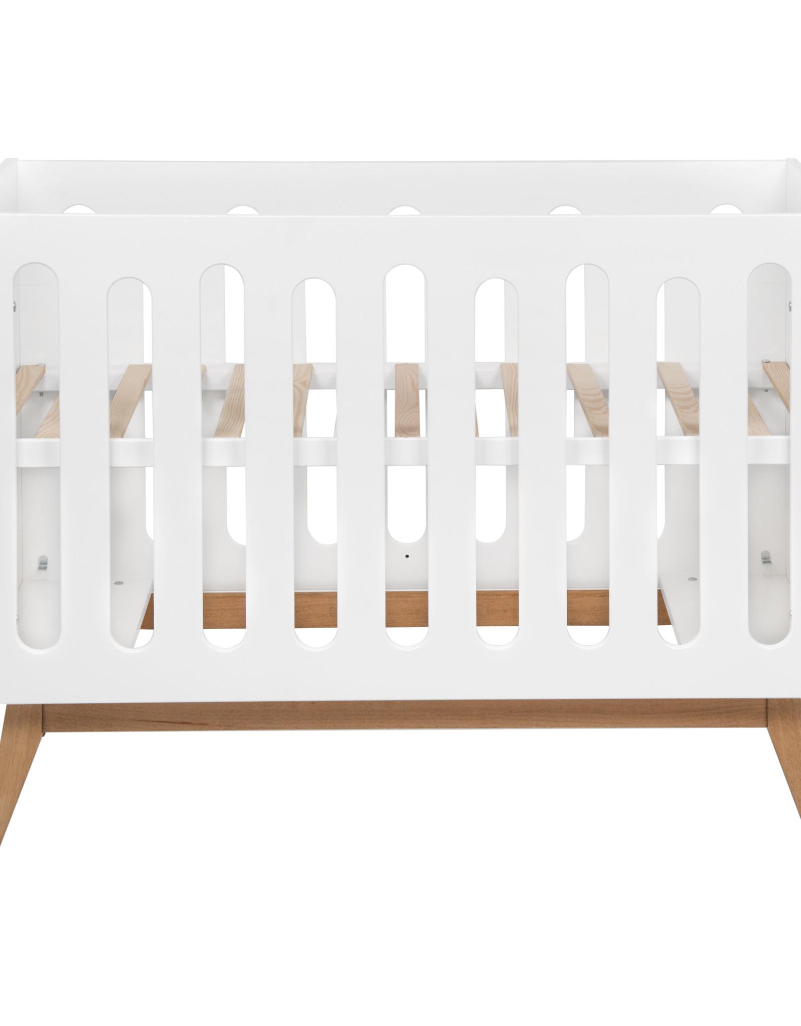 Quax Trendy Bed  120 x 60 Cm - Wit