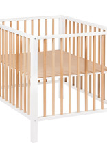 Quax Playpen Nordic - White & Naturel