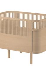 Sebra Meegroeibed baby & junior hout
