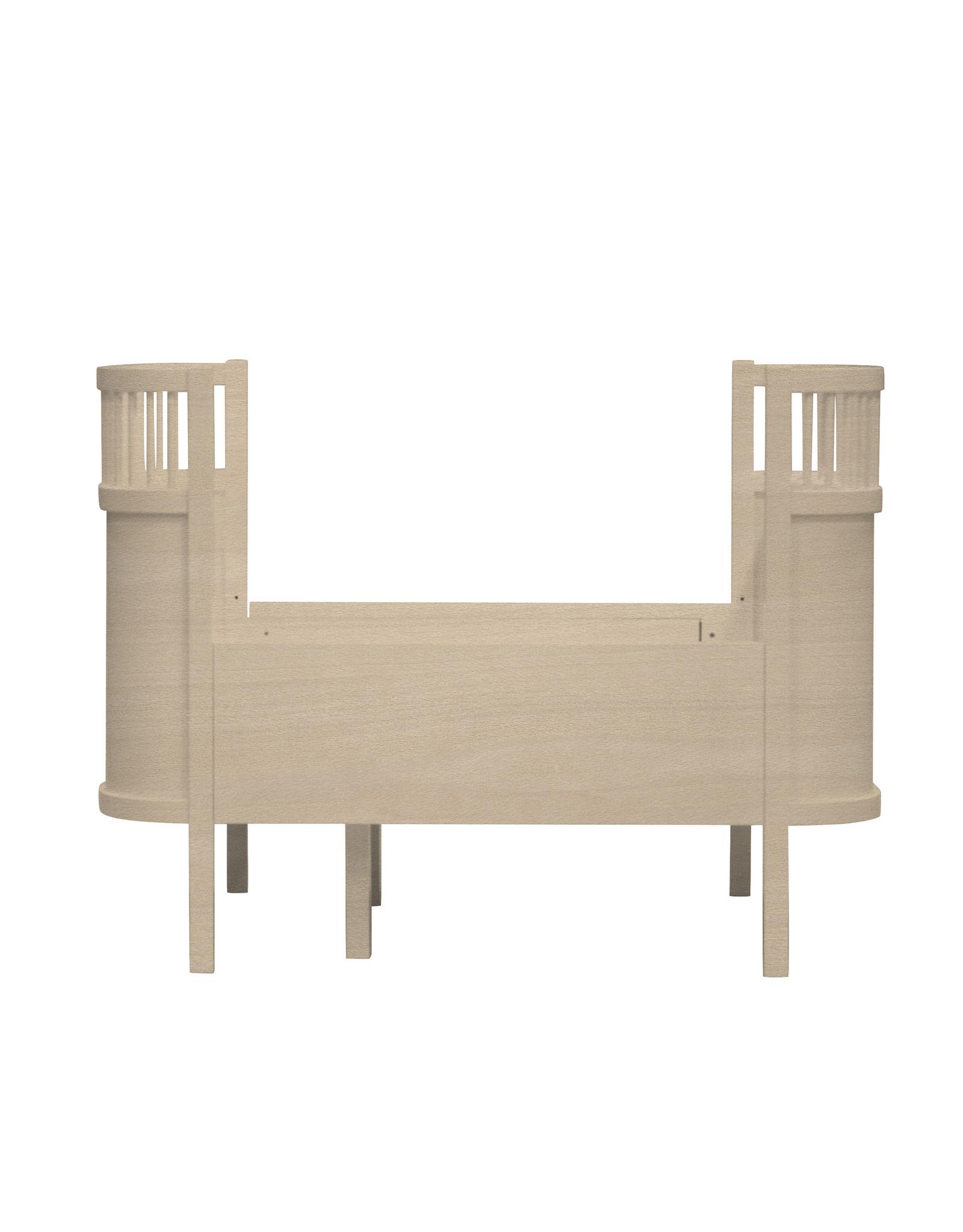 Sebra The Sebra bed Baby bed & junior wooden edition