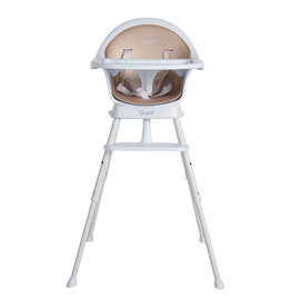 Quax Chaise Bébé évolutive - Ultimo 3 - White