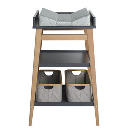 Quax Changing Table - Hip - Moonshadow/naturel