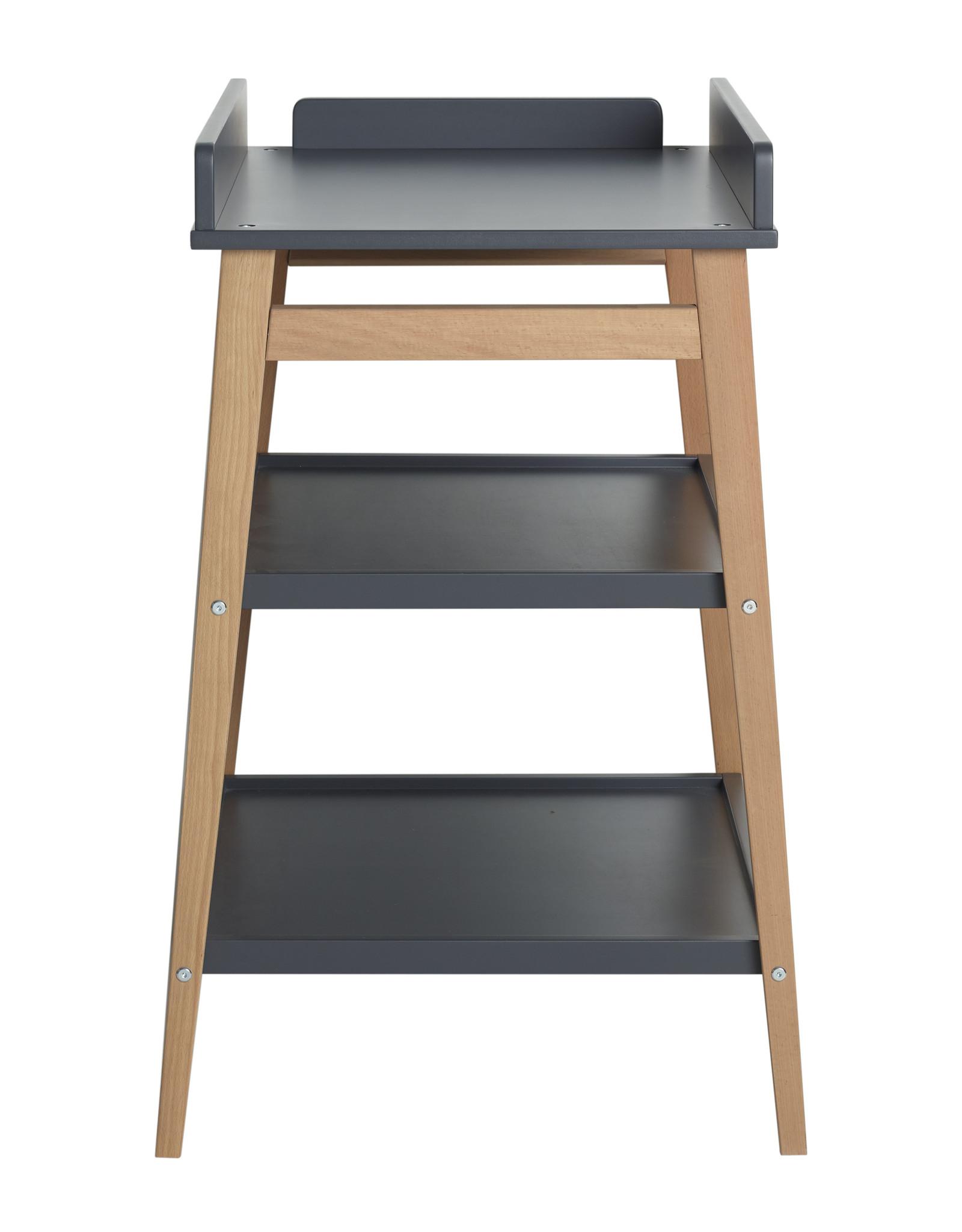 Quax Changing Table - Hip - Moonshadow/naturel
