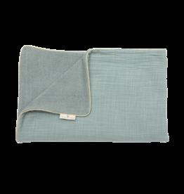 LIL'PAPOE Baby blanket  75 x 100 cm tetra munt