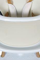 Quax Chaise évolu - Ultimo 3 Luxe - Blanc/naturel