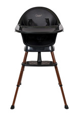 Quax Chair - Ultimo 3 Luxe - Black/walnut