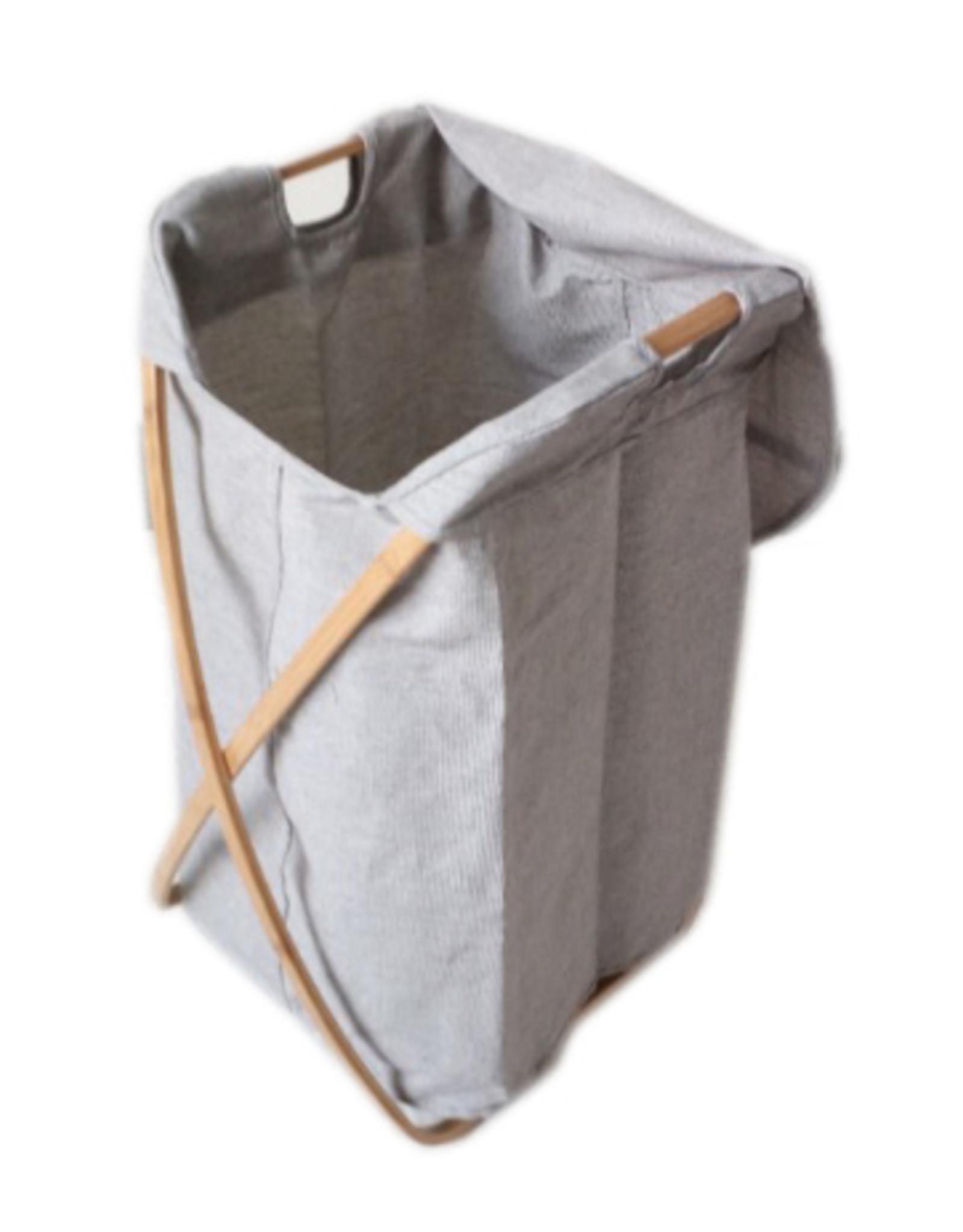 Quax Panier A Linge - Coton/bambou