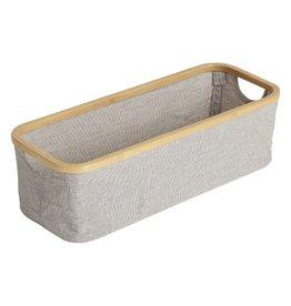 Quax Basket Grey - Change Table