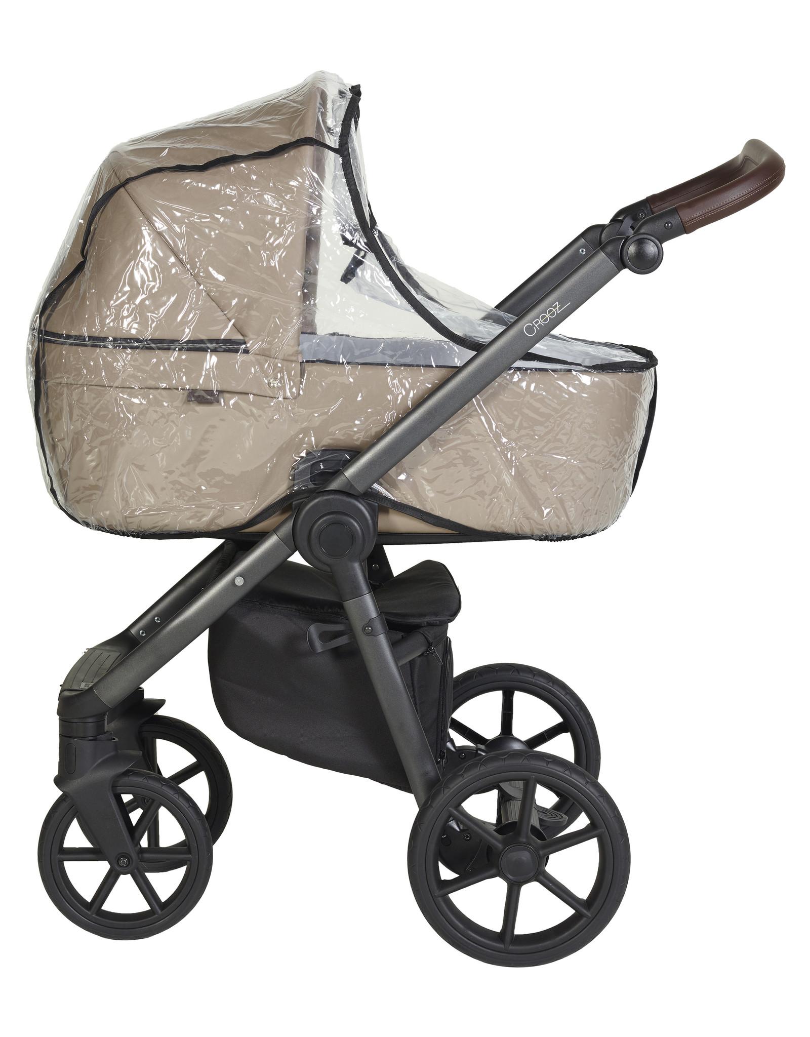 Quax Crooz Pram - Eco Stone