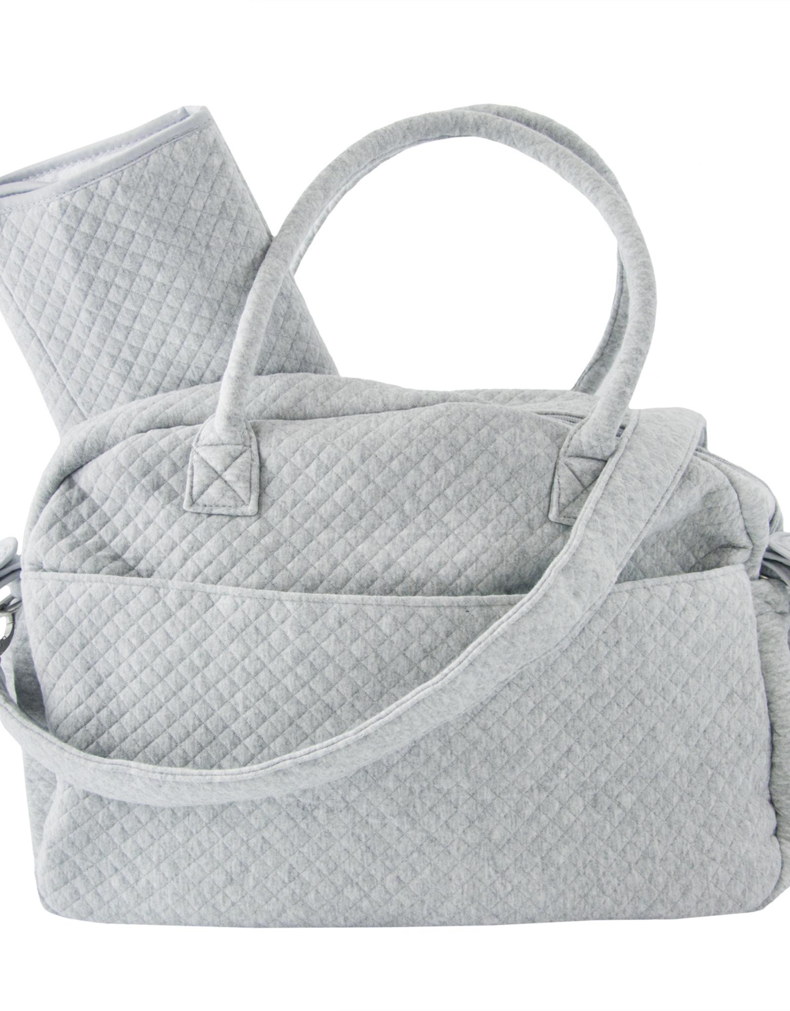 Les Rêves d'Anaïs  Diaper Bag - Mineral Grey