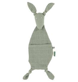 Les Rêves d'Anaïs  Doudou kangourou Bliss Olive