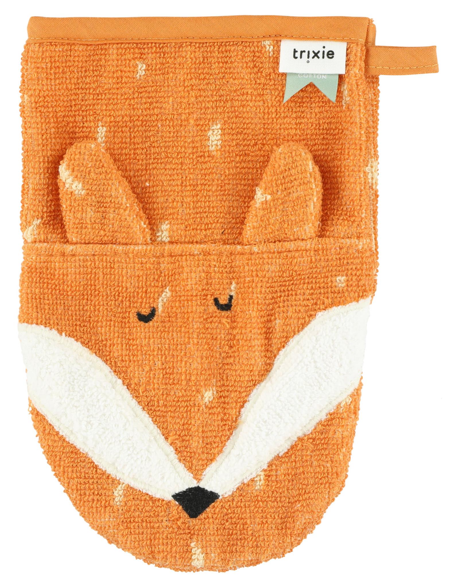 Trixie Washcloth - Mr. Fox