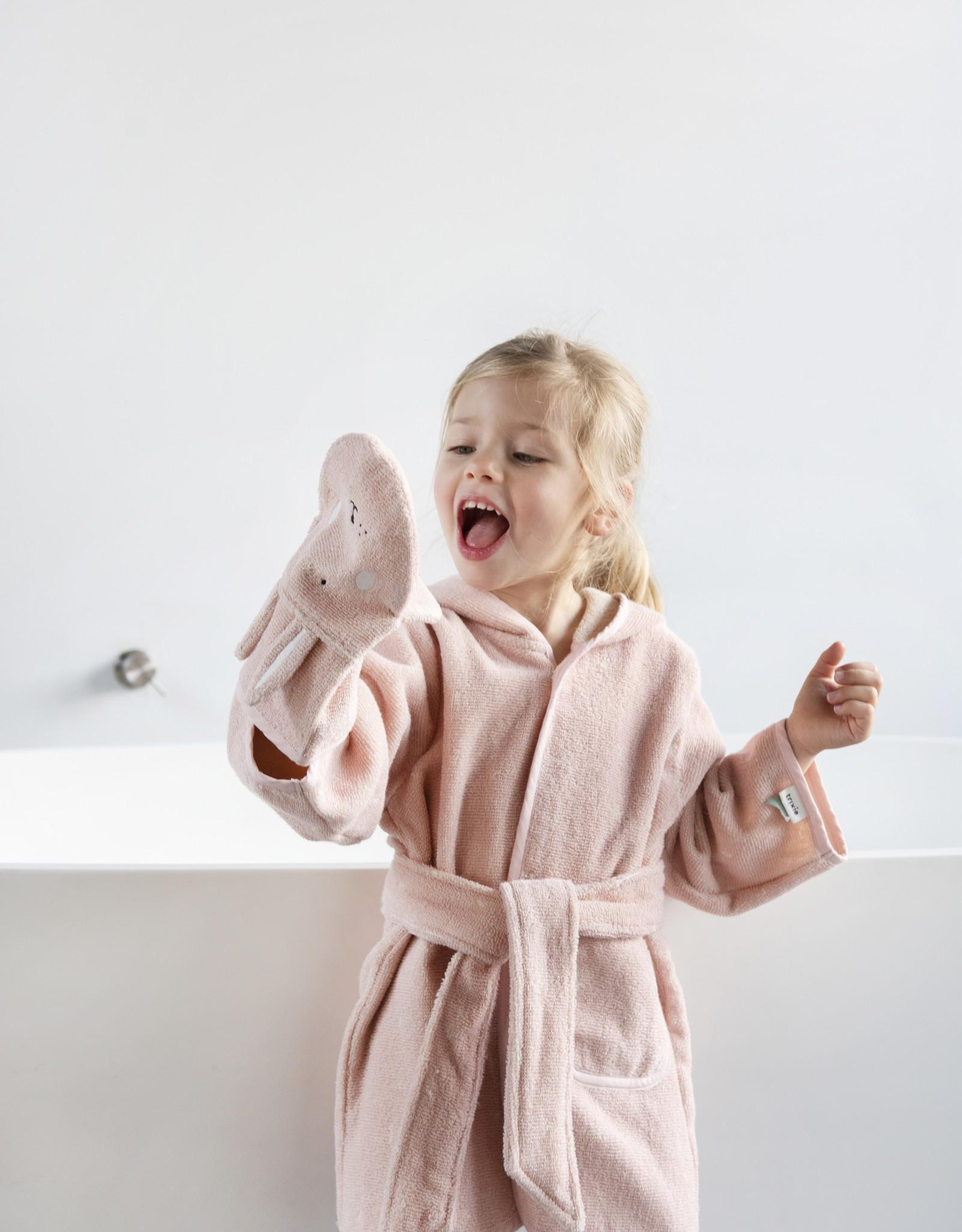 Trixie Washcloth - Mrs. Rabbit