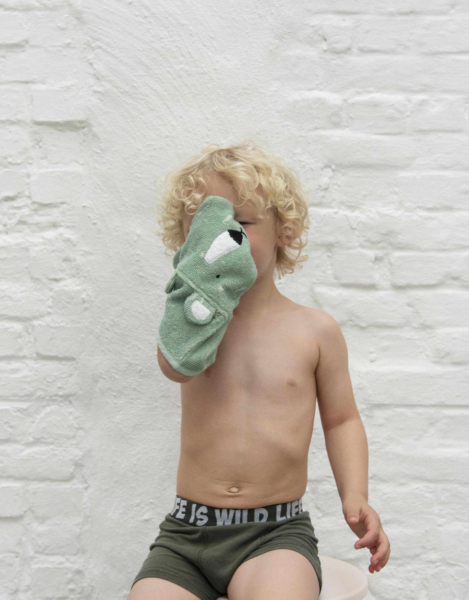 Trixie Washcloth - Mr. Polar Bear